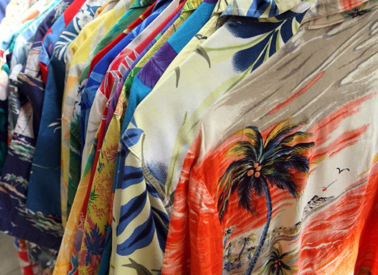 hawaiian shirts