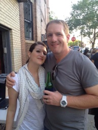 Dan and Melissa 2013