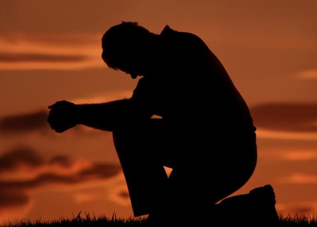 prayingman