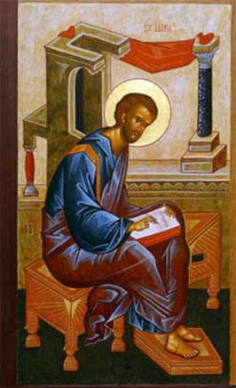 saint-luke 1