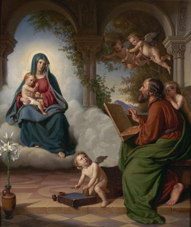 St. Luke Popup