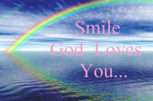 smile_god_loves_you