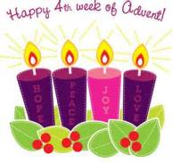 4th candle of Advent