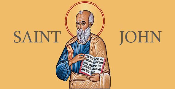 John Son Of Zebedee
